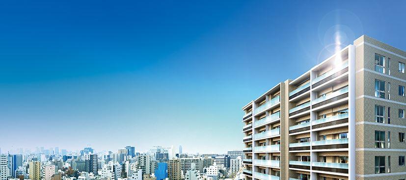 プラウド上野松が谷の外観・共用部の画像です。