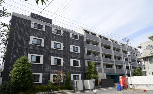 シーズクロノス新宿戸山 外観写真