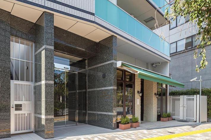 恵比寿レジデンス壱番館