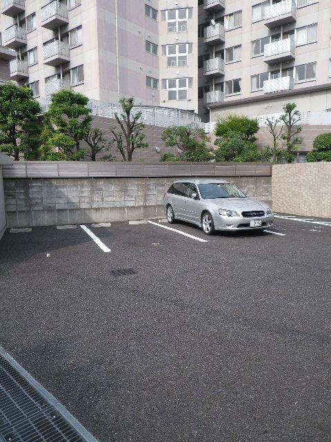 LASA戸越 駐車場