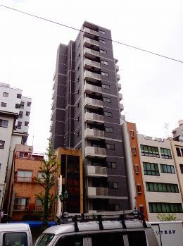グランフォース上野入谷 外観