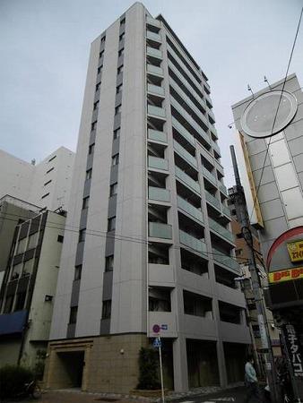 プレシス上野駅前の外観画像です