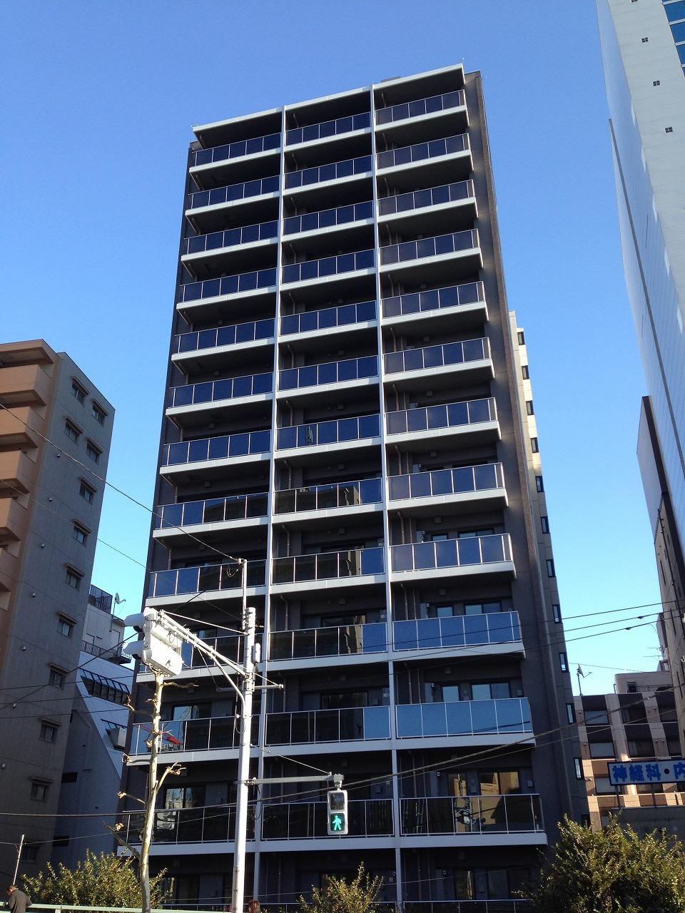ザパークハウスアーバンス東五反田 外観写真