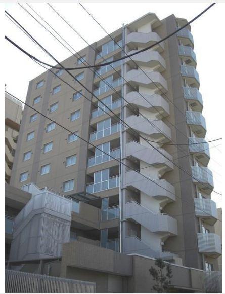 パークハウス本駒込の外観・共用部の画像です
