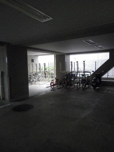 藤和シティホームズ高輪台 駐輪場