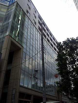 道玄坂スクエアの外観・共用部の写真です。