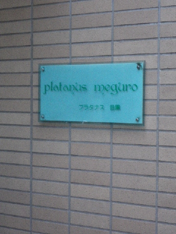 プラタナス目黒