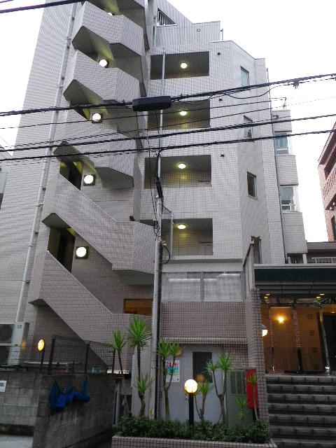レジディア目黒【旧パシフィック目黒西】 外観写真