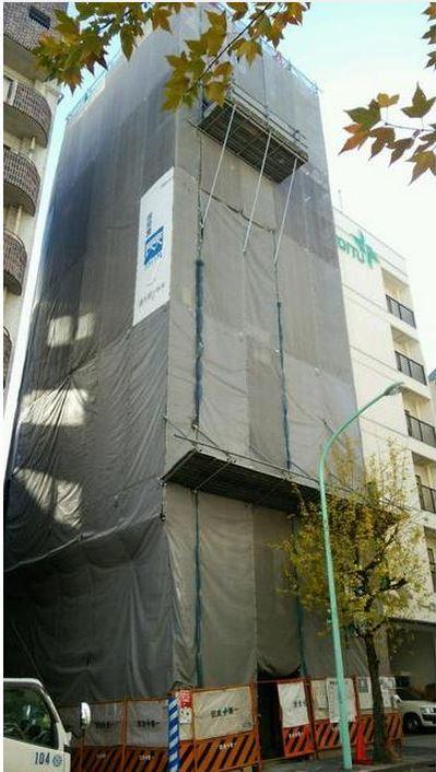 WM YEBISUの外観・共用部の画像です