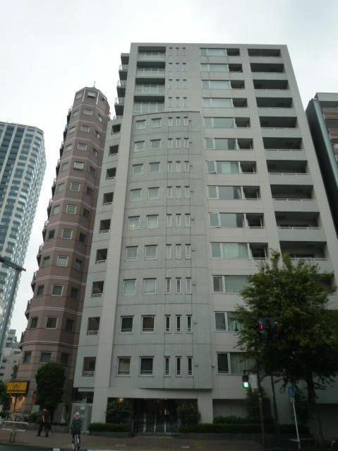 ※ラコント新宿セントラルパークアパートメントの外観写真です。