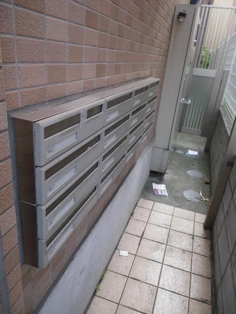 サンイング品川 メールボックス