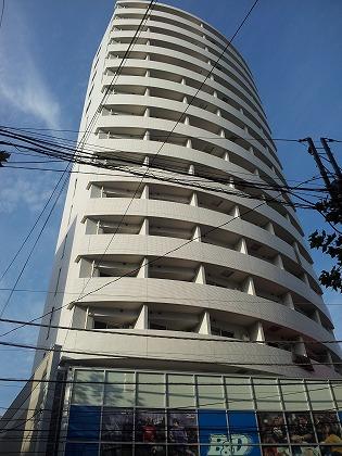 MFPR代々木タワーの概観・共用部画像です
