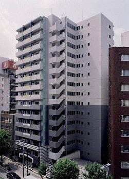 ガラ・グランディ西新宿の外観・共用部画像です