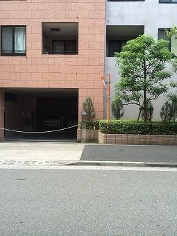 クリオ三田ラ・モードの外観・共有部の画像です