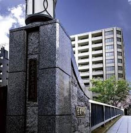 ブリリア千代田左衛門橋 完成予想CG