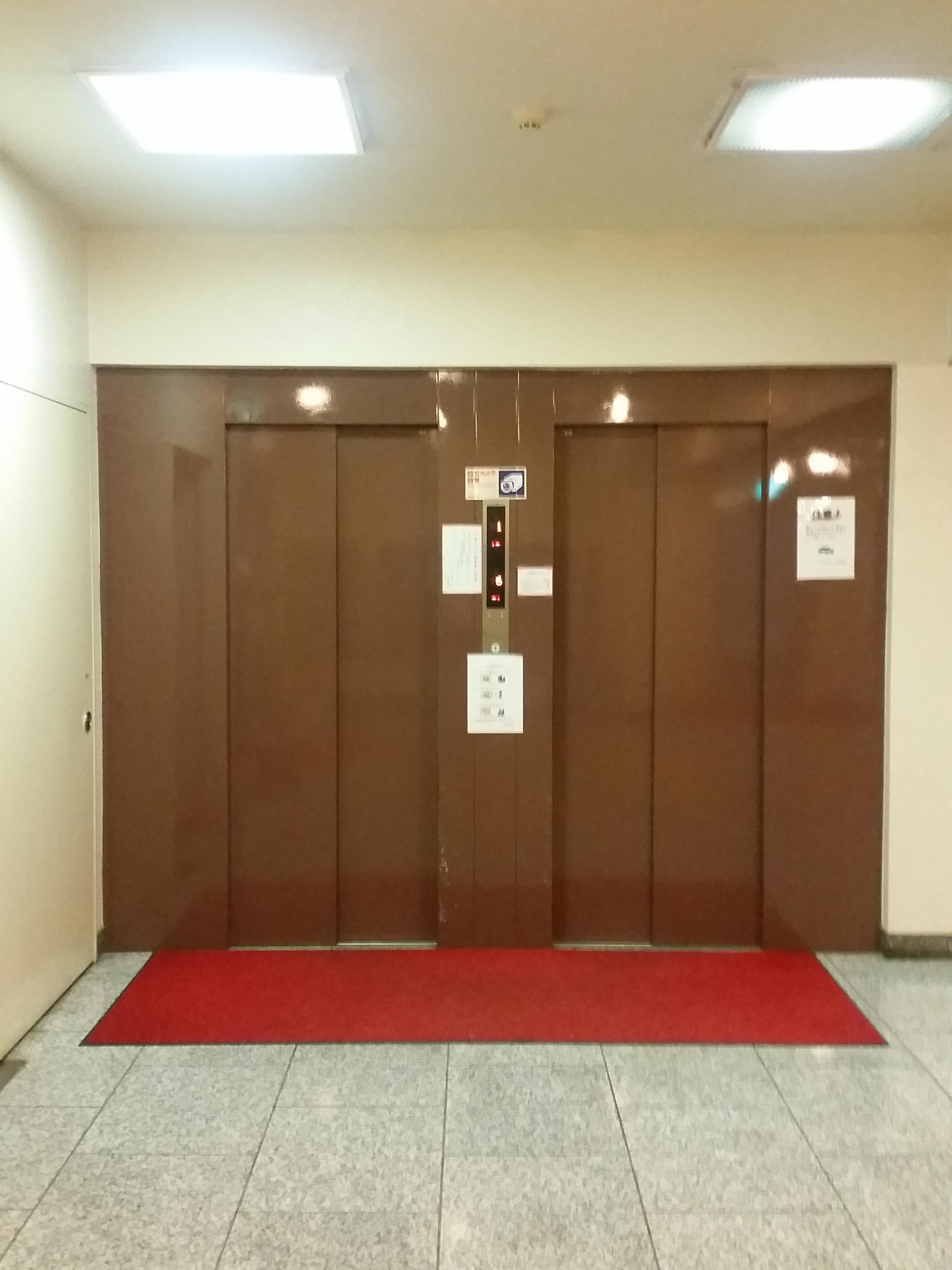 朝日中目黒マンション 外観写真