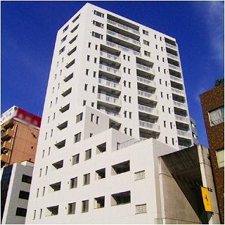 ※ヴェルデコート西新宿の外観・共用部の画像です。