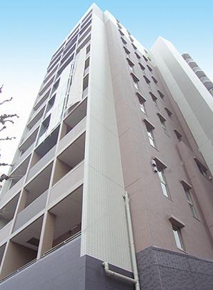 グランベル西早稲田ラフィーネの外観画像です。