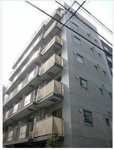 コート西新宿の外観写真です
