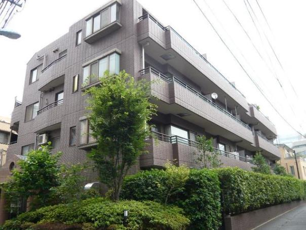 スカーラ渋谷松濤南 外観写真