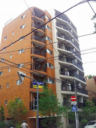 エースタンダード渋谷桜丘の外観・共用部画像です