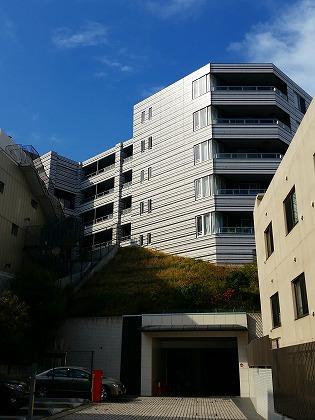 シティインデックス三田伊皿子坂の写真です