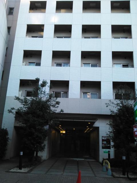 TKフラッツ渋谷の外観・共用部の画像になります。