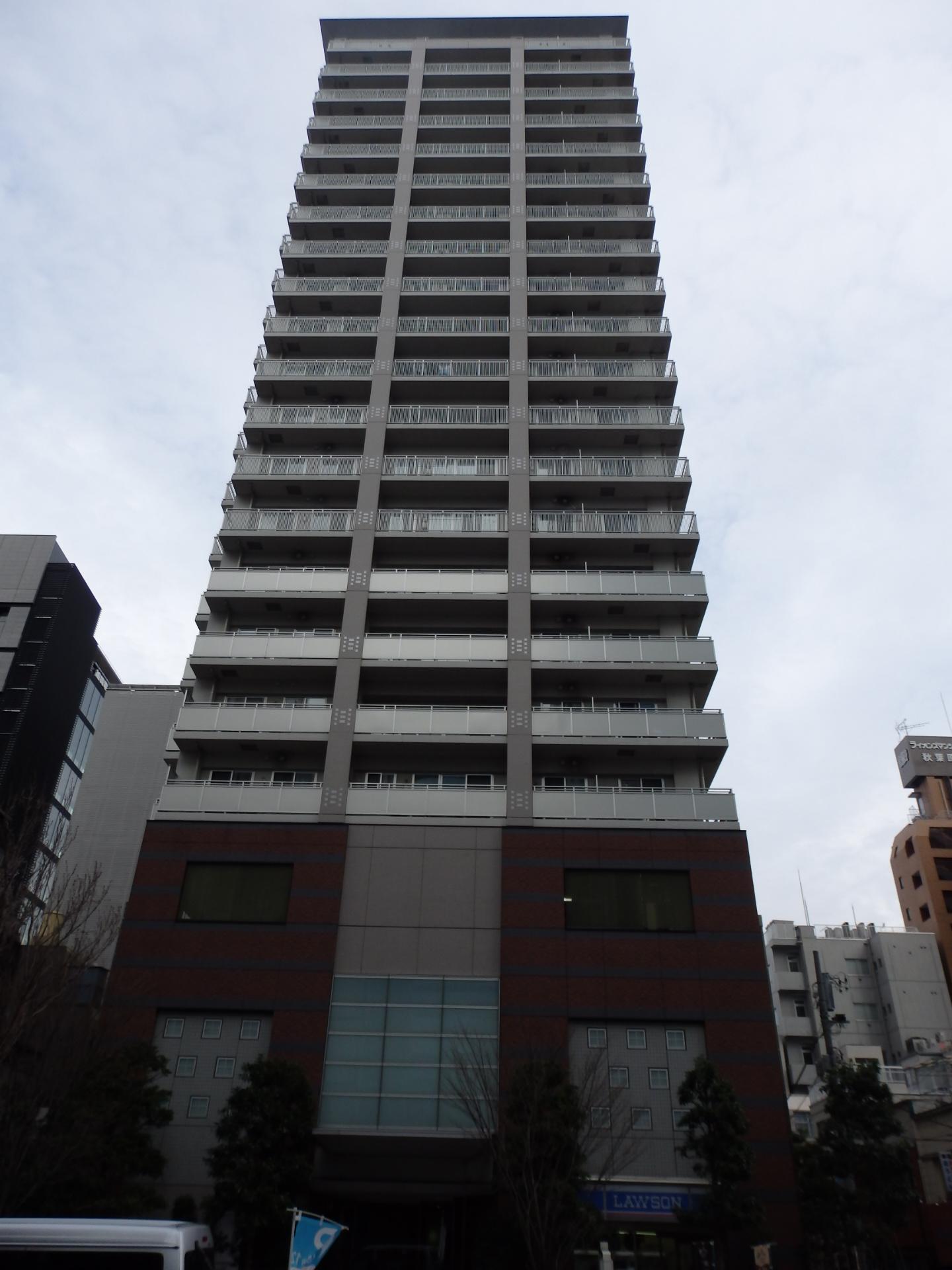 パークタワー秋葉原 外観写真