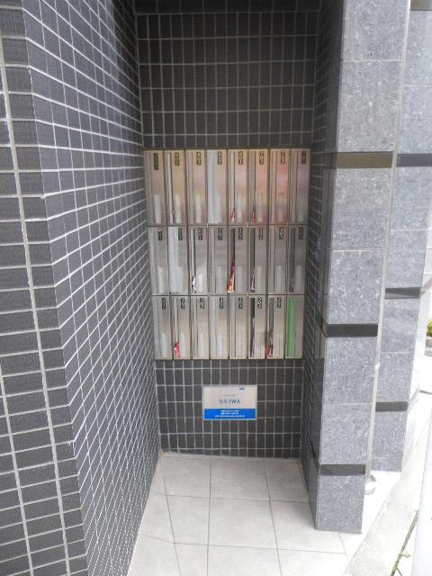 リュクス高輪台 メールボックス