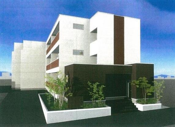プランドール恵比寿ガーデン パース画像