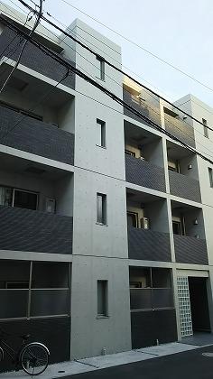 グリーニエ西新宿参番館の外観・周辺写真です。