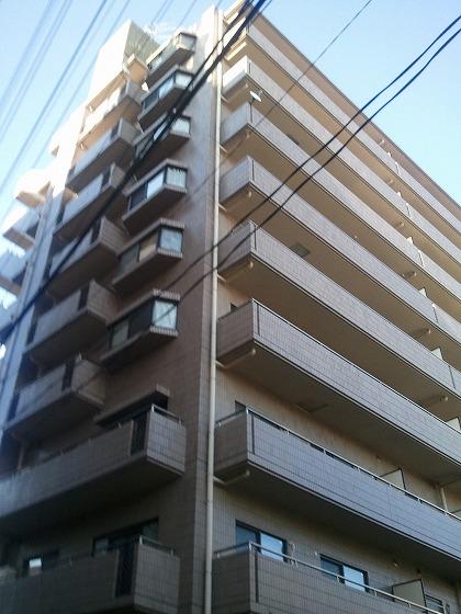 ザ・ステージ早稲田の外観画像です