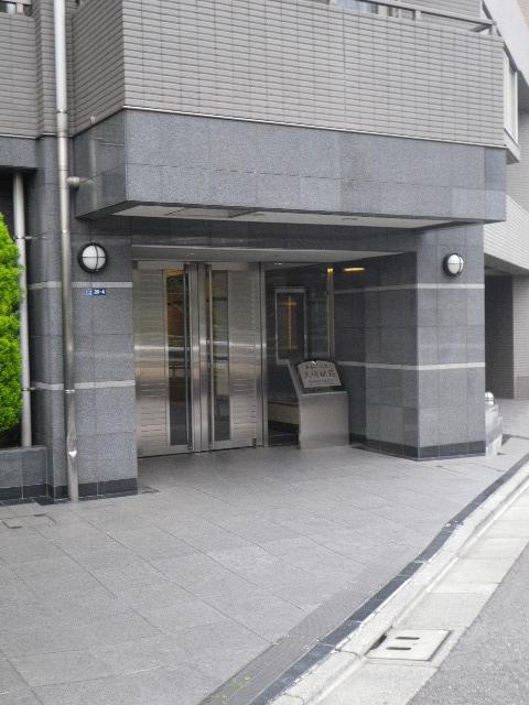菱和パレス大崎駅前 エントランス