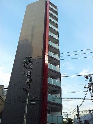 コンシェリア文京大塚の外観写真になります