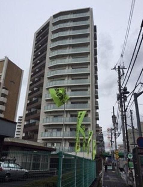 ジオ・イニシア田端 外観写真