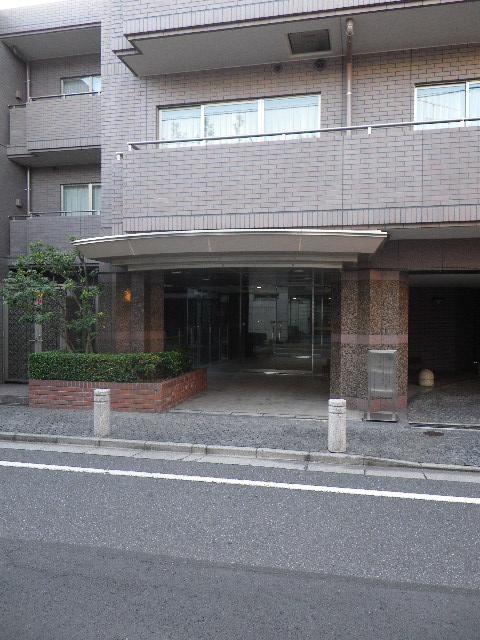 グランフォルム池田山 エントランス