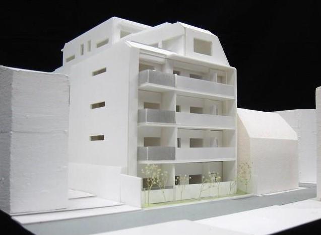 ベラヴィスタ千石 完成予想模型