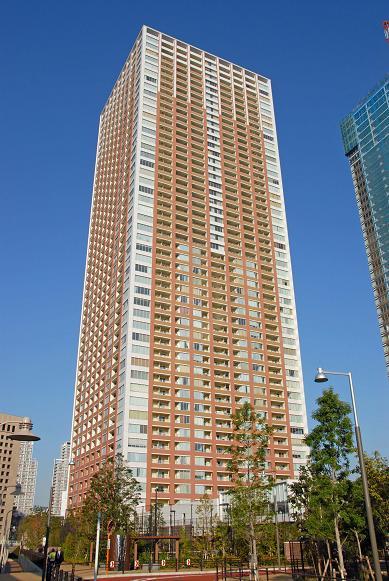 芝浦アイランドグローヴタワー外観写真