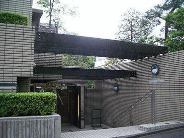 ヴェール池田山 エントランス