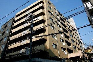 プライマル渋谷桜丘の外観・共用部の画像になります