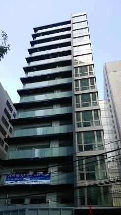 ラフォンテ渋谷3丁目の外観・共用部写真です