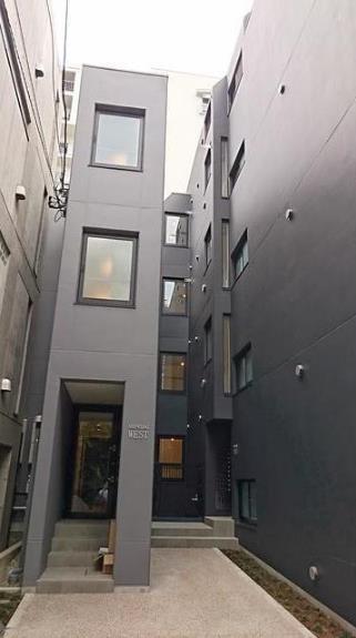南平台ビルA棟 外観写真