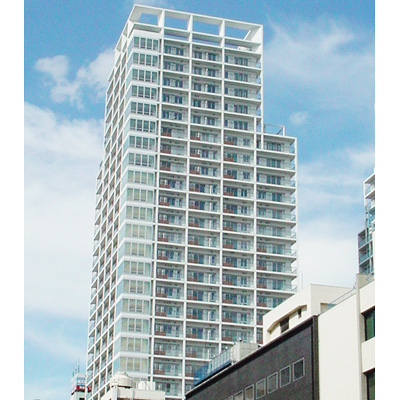 パークタワー芝浦ベイワードオーシャンウイング 外観写真