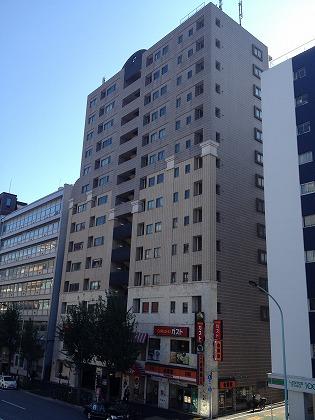 スペーシア新宿の外観・共用部の画像です