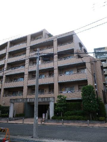 クレッセント目黒花房山 外観