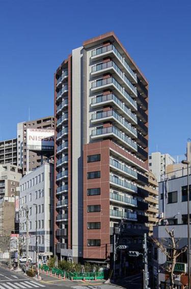 コンフォリア上野入谷の外観画像です