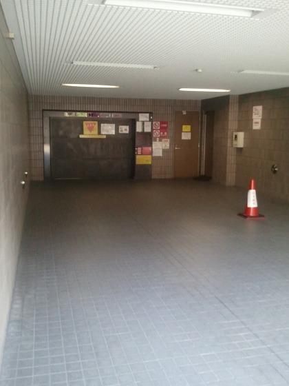 ザ・ステージ早稲田の共用部画像です