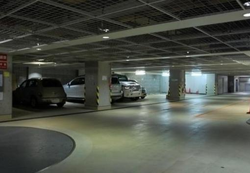 ベルファース芝公園 駐車場