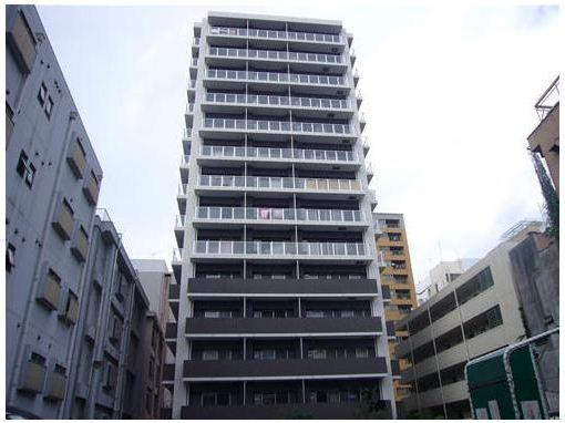 ガレリア東新宿のの外観・共用部画像です。