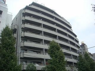 イトーピア広尾ヒルズクローチェの外観画像です